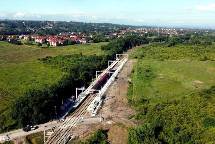 Przystanki Kraków Opatkowice i Skawina Jagielnia już działają [zdjęcia]