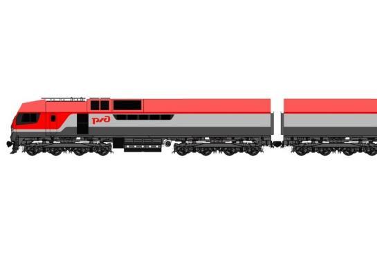 RŻD z zamówieniem na 200 zupełnie nowych ciężkich lokomotyw spalinowych