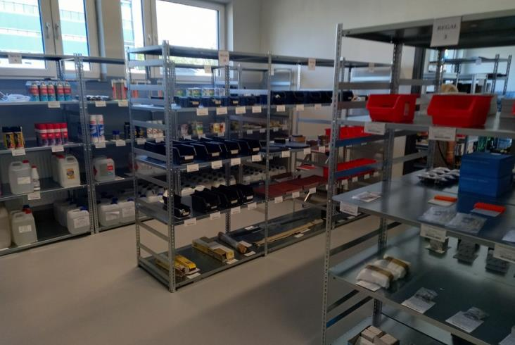 Otwarcie nowego centrum serwisowego Polregio w Kołobrzegu