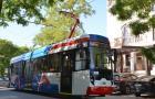 Krym: Nowe tramwaje dotarły do Eupatorii