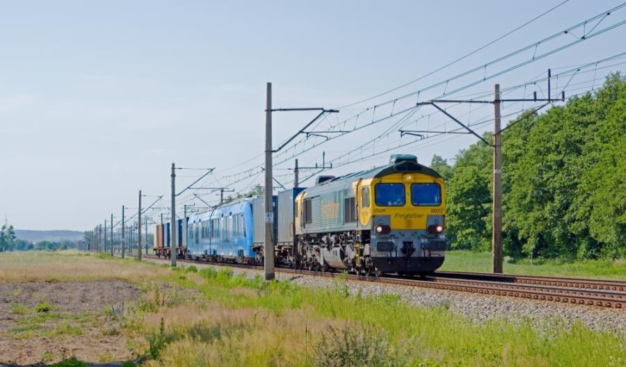 Alstom zaprezentował wodorową Coradię iLint w Żmigrodzie. Pierwszy raz w Polsce
