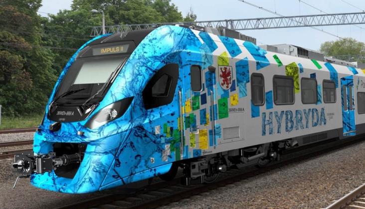 Pomorze Zachodnie decyduje się na dokupienie pięciu pociągów hybrydowych