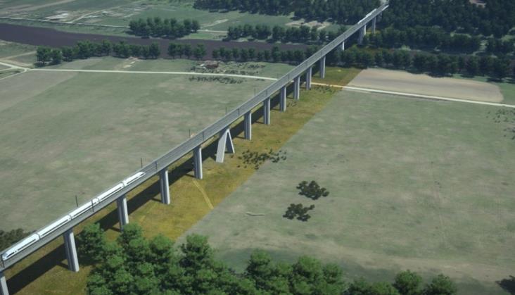 Litwa ogłasza nowy przetarg na najdłuższy most kolejowy w ramach Rail Baltiki