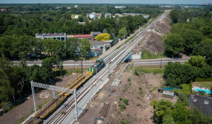 Duża inwestycja kolejowa na Śląsku. Pociągi już przyspieszyły