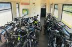 Zachodniopomorskie promuje pociągi przy dojazdach nad morze. Będą rowerowe składy