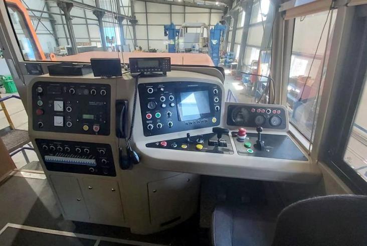 Pierwsza lokomotywa manewrowa Taboru Dębica dla PCC Intermodal gotowa [zdjęcia]