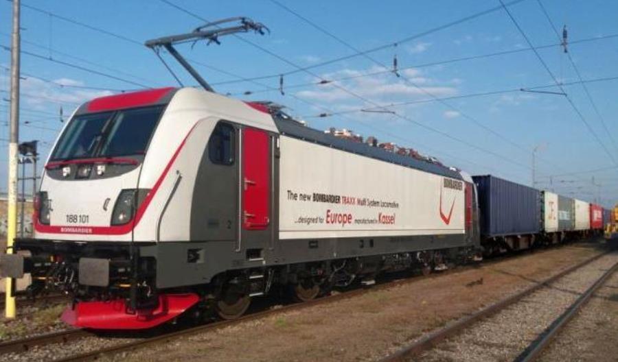 PCC Intermodal kupuje cztery lokomotywy Traxx