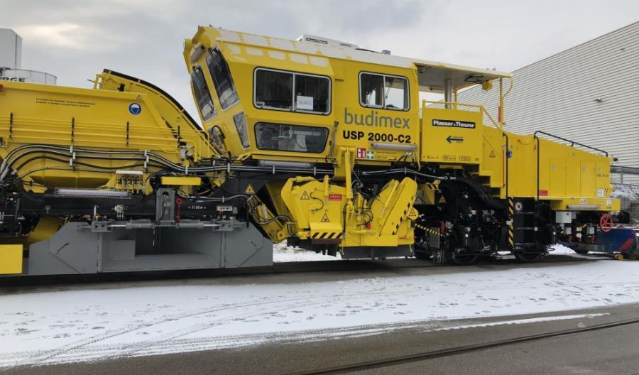 Budimex rozbudowuje park maszynowy