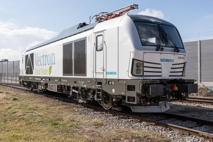 Siemens i Paribus z umową ramową na 30 lokomotyw Vectron Dual Mode