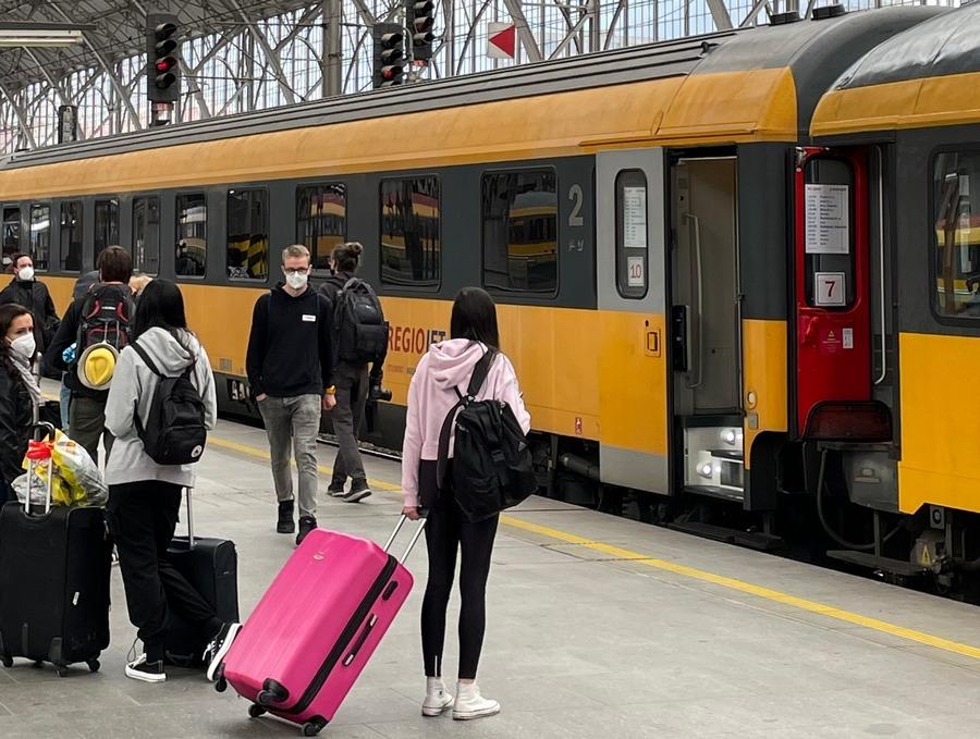 """RegioJet pobił rekord sprzedaży biletów na pociągi do Chorwacji. Jest jedno """"ale"""""""
