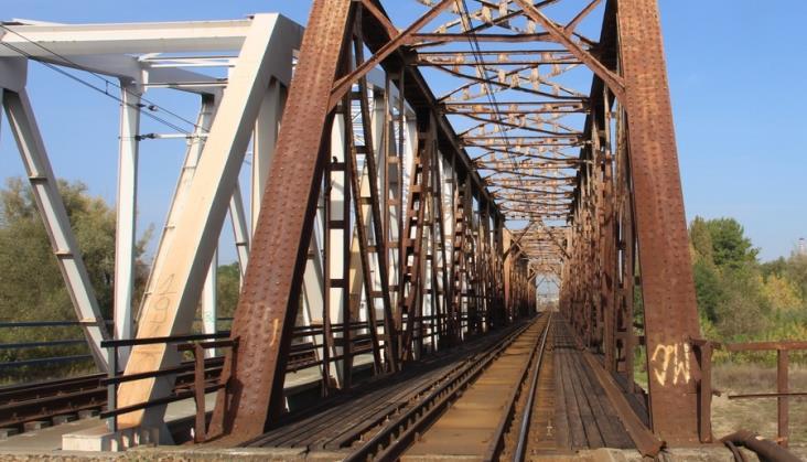 PKP PLK zbuduje nowy most kolejowy nad Pilicą