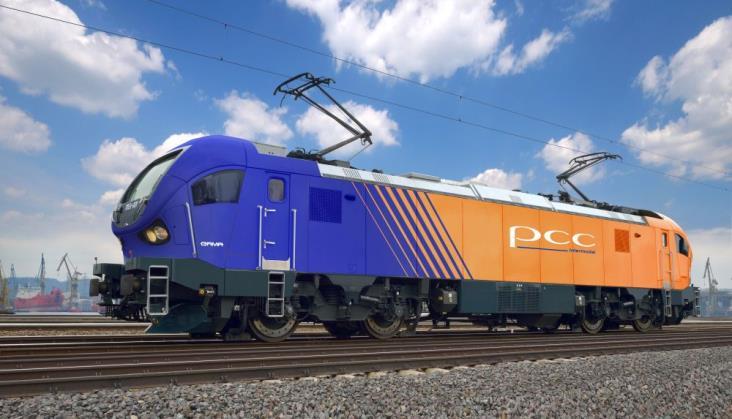 Pesa dostarczy nowe lokomotywy dla PCC Intermodal