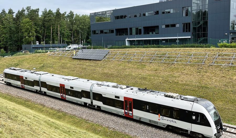 Pomorska Kolej Metropolitalna wykorzysta energię ze słońca