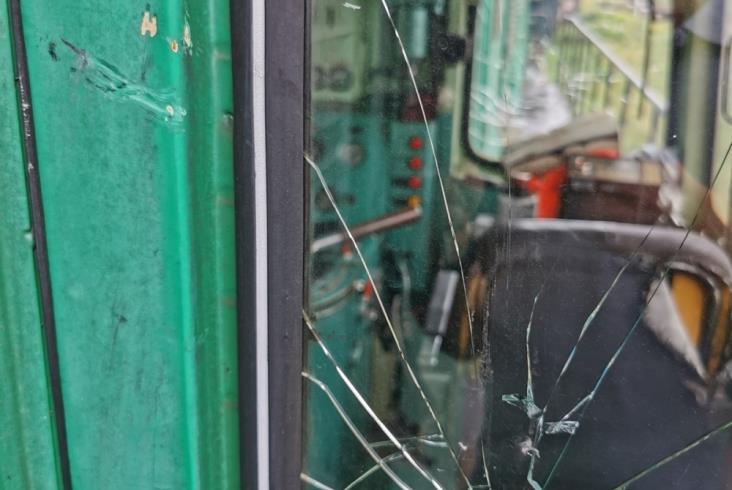 Dewastacja zabytkowej Koszalińskiej Kolei Wąskotorowej. Sprawcy złapani