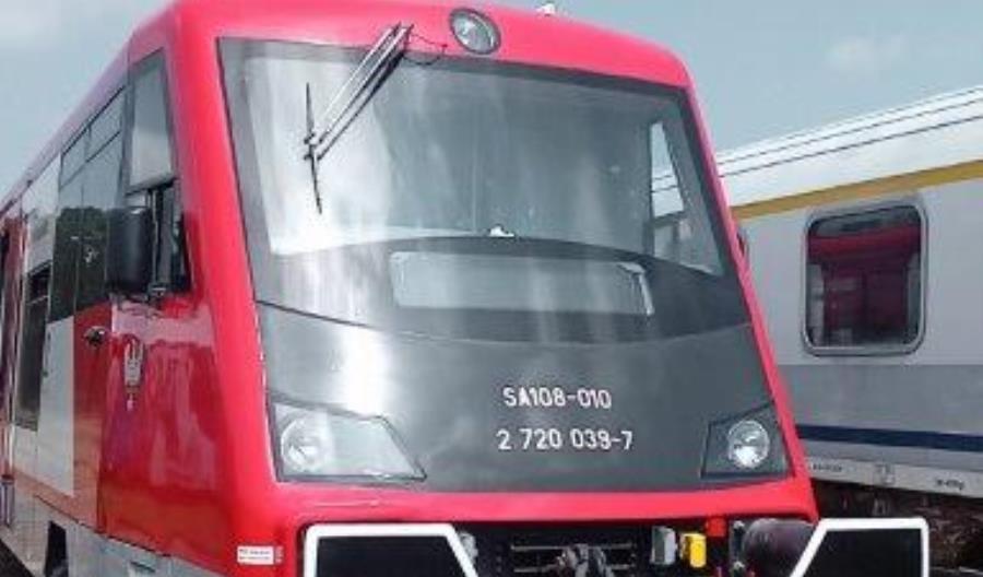 PTS zakończył modernizację SA108-010 przed czasem