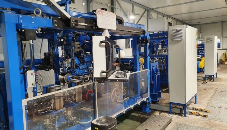 Nowe profile szyn w zakładzie ArcelorMittal po milionowych inwestycjach