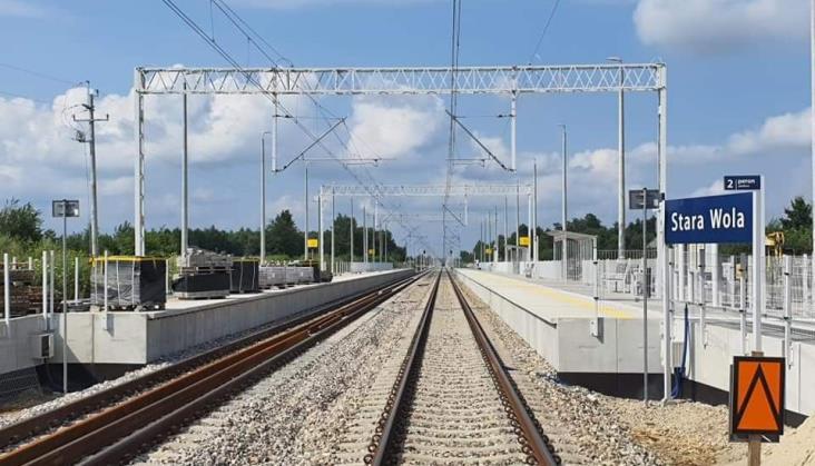 PLK ogłosiła przetarg na zabudowę ERTMS/ETCS na linii radomskiej