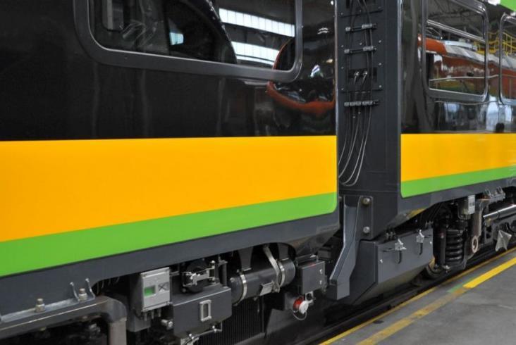 Pociąg Pesy dla Regiojet gotowy. Przyjedzie na Trako [zdjęcia]