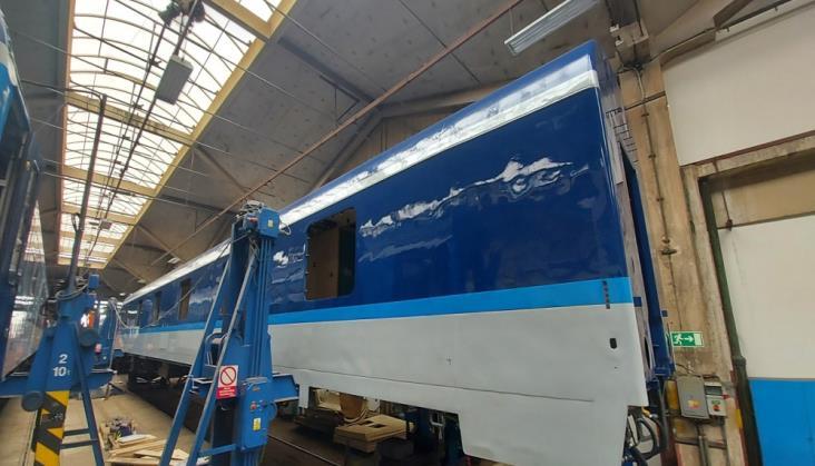 Będzie nowa marka pociągów nocnych w Czechach