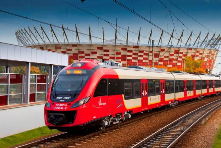 IV pakiet kolejowy: SKM pierwszym przewoźnikiem z certyfikatem