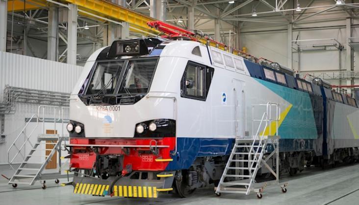 Pierwsza lokomotywa Prima wyprodukowana w Kazachstanie