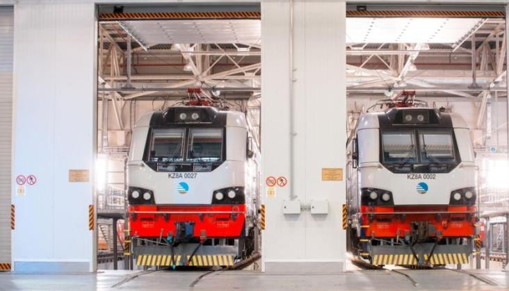 Ukraina ratyfikowała umowę z Francją na 130 lokomotyw