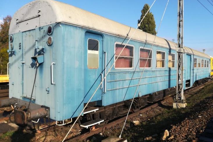 Wagon-szatnia zostanie muzealnym eksponatem