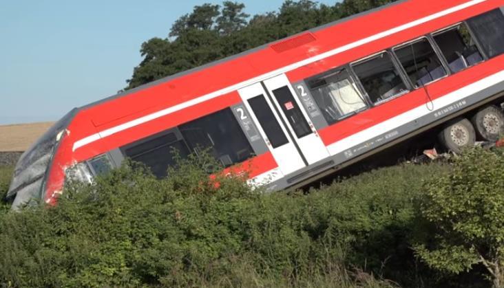 Ruch na linii Berlin – Tantow przywrócony po wypadku w Kołbaskowie