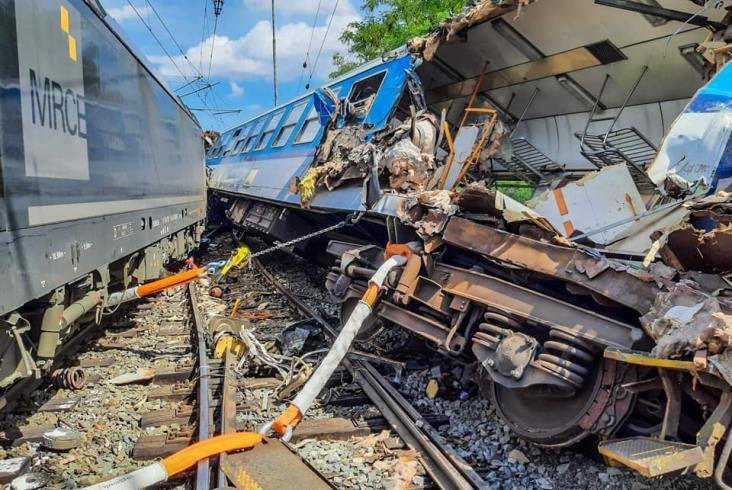 Poważny wypadek w Czechach podczas weekendu [zdjęcia]