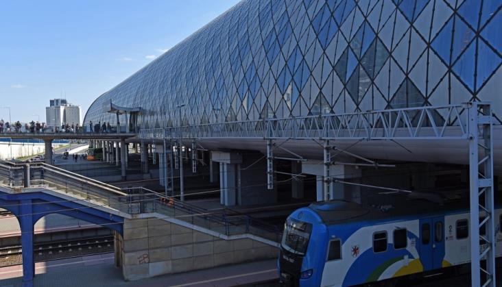 Awarie na stacji Poznań Główny – Urząd Miasta zażądał wyjaśnień