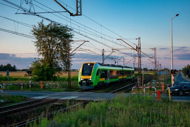 Pesa dla RegioJet już w ruchu [zdjęcia]