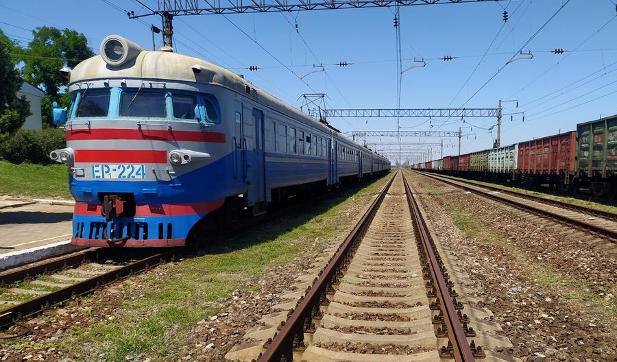 Ukraina. 7 lat bez pociągów na Półwysep Krymski