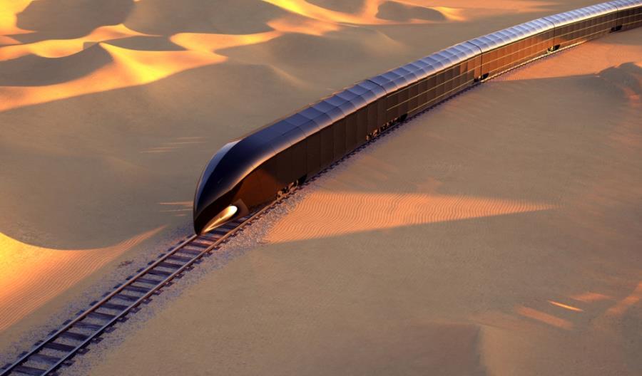 G Train: Śmiała wizja luksusowego pociągu. Czy to może się udać?
