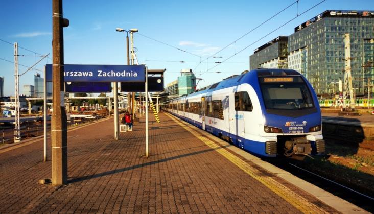 PKP IC połączy pociągi do Olsztyna i Bydgoszczy. Składy Flirtów dzielone