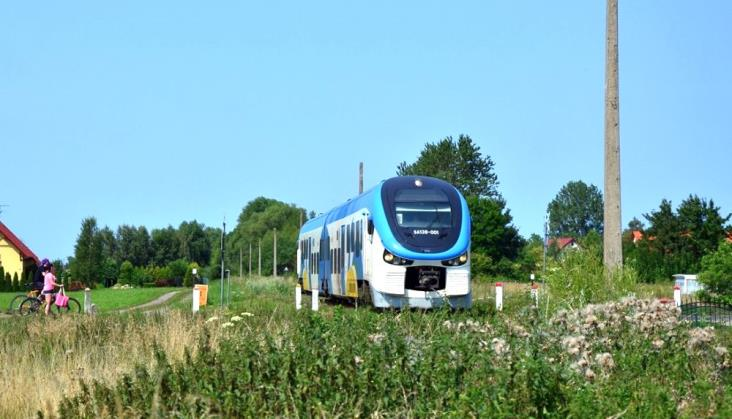 Zachodniopomorskie sprzedaje kolejne sześć pociągów, w tym Linki