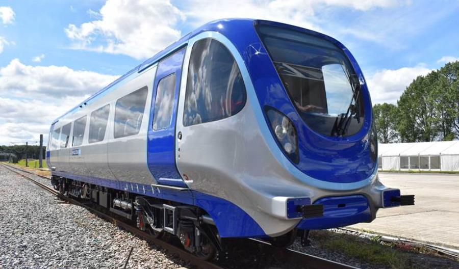 Lekki pociąg od Revolution VLR gotowy