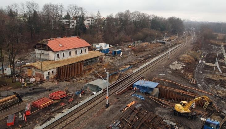 Węzeł Kraków Swoszowice będzie gotowy później