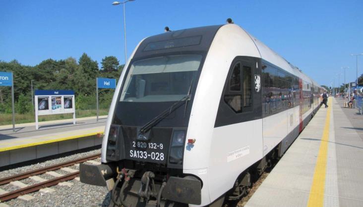 Więcej pociągów weekendowych na Hel