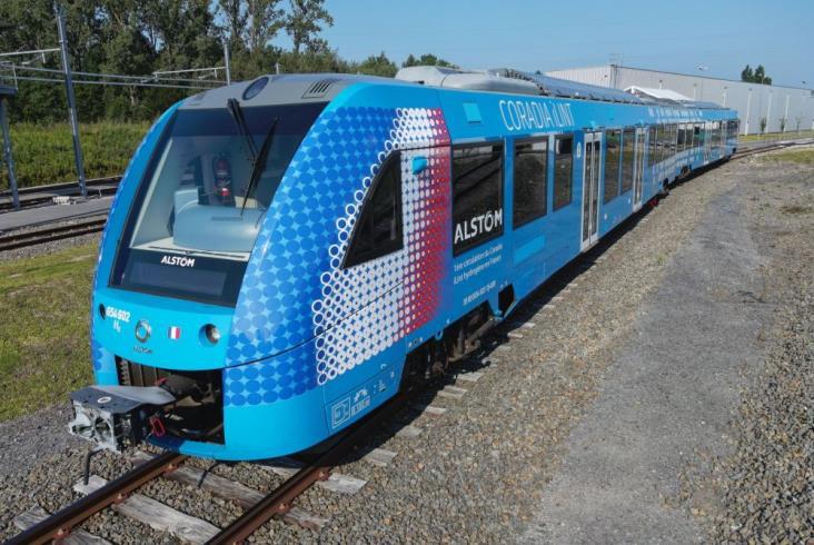 Wodorowy iLint wyrusza na pierwsze trasy we Francji
