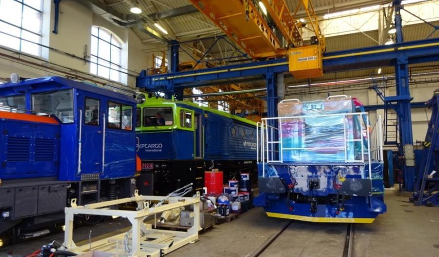 Pierwsza lokomotywa CZ Loko dla PKP Intercity niemal gotowa [zdjęcia]