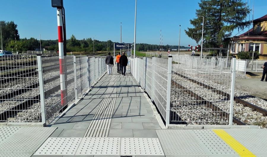 Nowy przystanek w Niemojkach gotowy, są kolejne przetargi