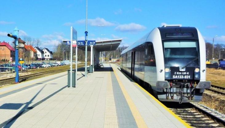 Jest umowa na modernizację odcinka linii 229 do Kartuz