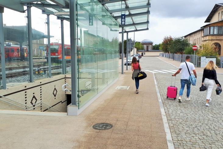 Nowe windy na dworcu w Chojnicach [zdjęcia]
