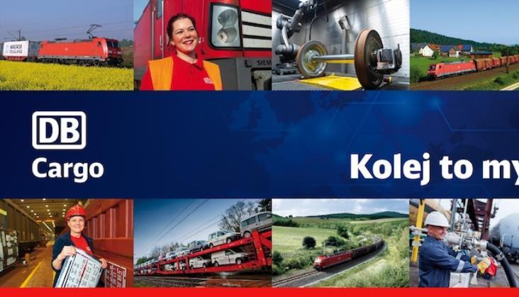 Grupa DB Cargo Polska na 14. Międzynarodowych Targach Kolejowych TRAKO  Hala A - stoisko A34