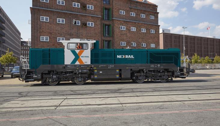 Vossloh wyprodukuje do 50 hybrydowych lokomotyw manewrowych dla Nexrail