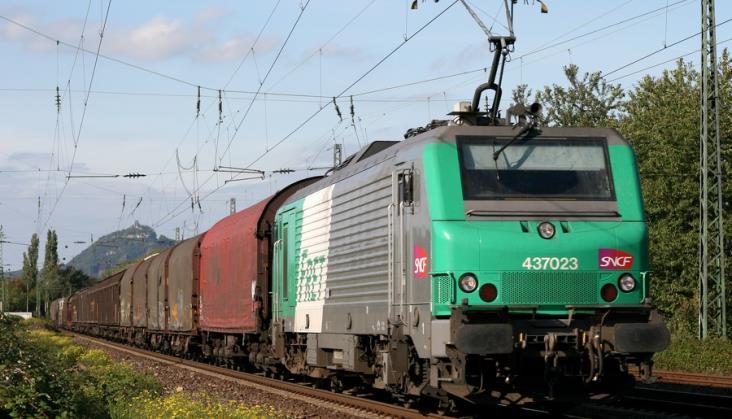 Francuski rząd będzie dotować kolejowe przewozy cargo