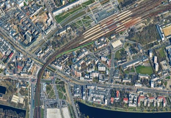 III linia metra: Jaki węzeł Warszawa Wschód? Teraz skromniejsze warianty