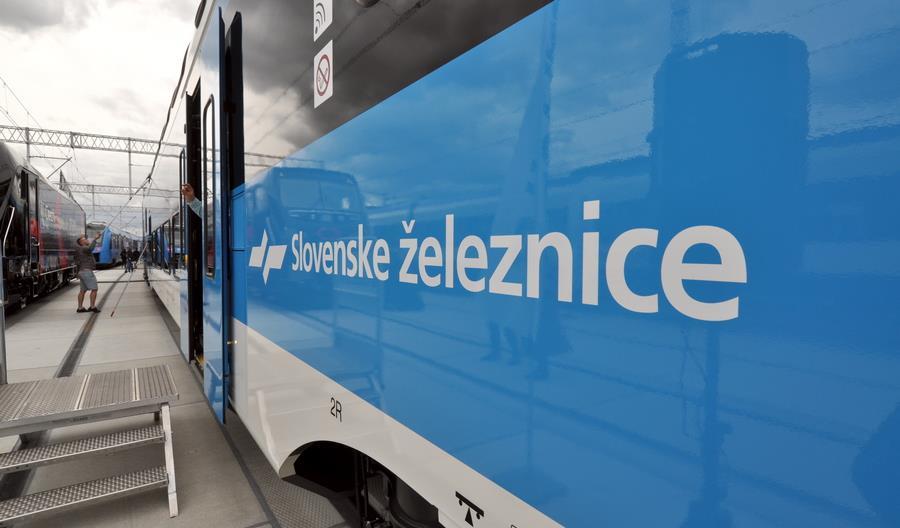 Stadler pokazuje słoweńskiego Kissa na Trako [zdjęcia]