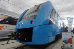Orlen kupi lokomotywę wodorową Pesy i dostarczy paliwo dla iLinta