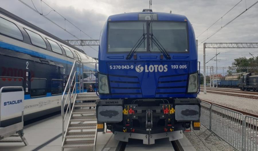 Lotos Kolej zaprezentował Vectrona MS
